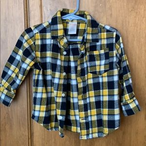 Little guy button down (3 for $10)